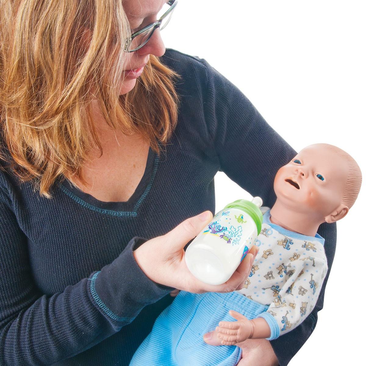 Krankenpflegebaby, Neugeborenes
