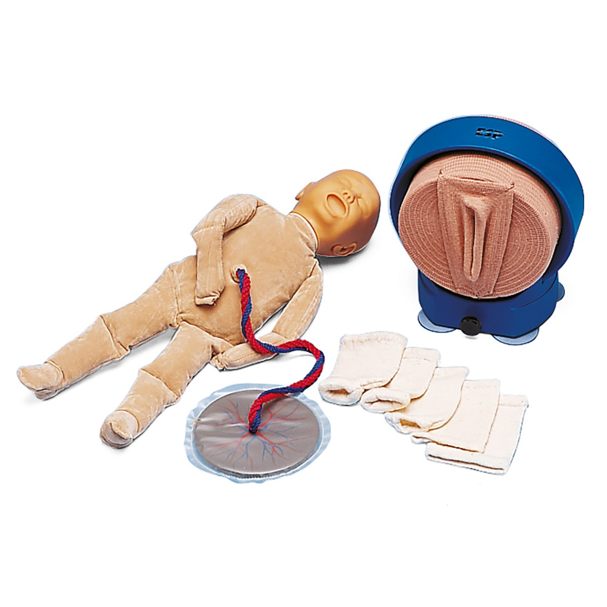Geburtssimulator, 7-teilig