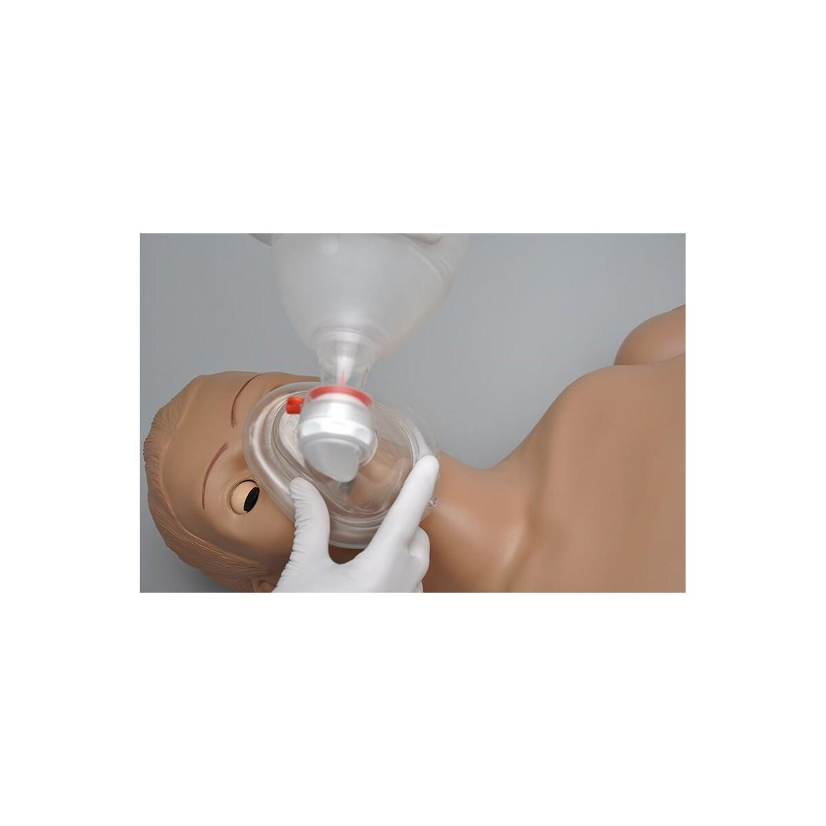 CPR SIMON BLS - Ganzkörpersimulator mit venösen Stellen