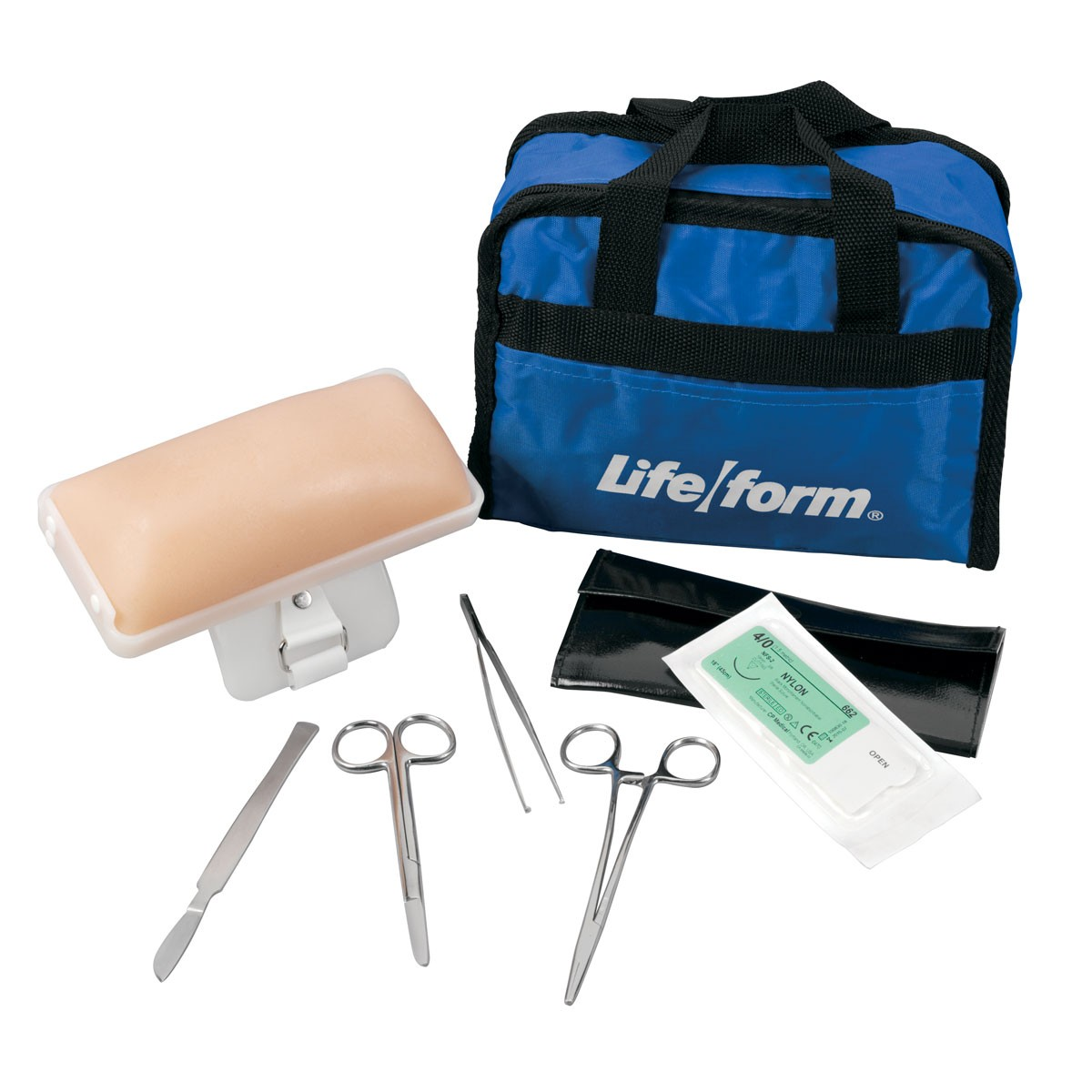 Life/form®-Hautnahttrainer für Simulationspatienten