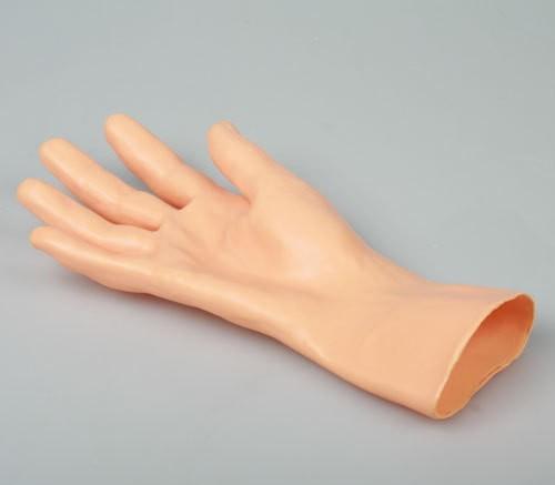 Ersatzhaut Hand für Trainingsarm für intravenöse Injektion und Infusion