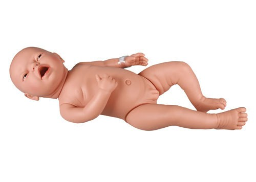 Übungspuppe Baby 50cm
