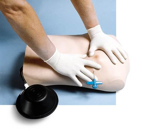 Pneumothorax-Simulator
