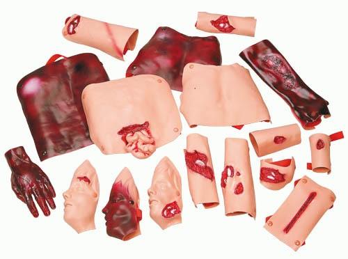 Wundsimulations-Set für Puppen