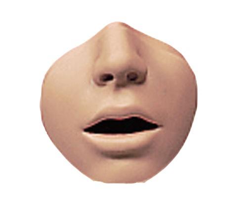 Gesichtsteile für Wiederbelebungspuppe Kind