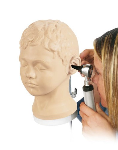 Option pneumatische Otoskopie