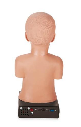 Kinder-Herz-Lungen Auskultationstrainer