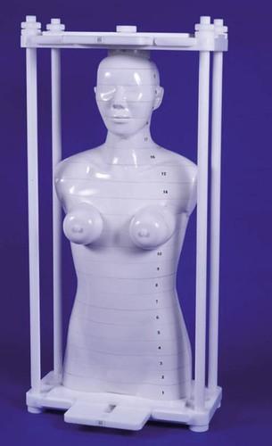 Strahlentherapie-Phantom