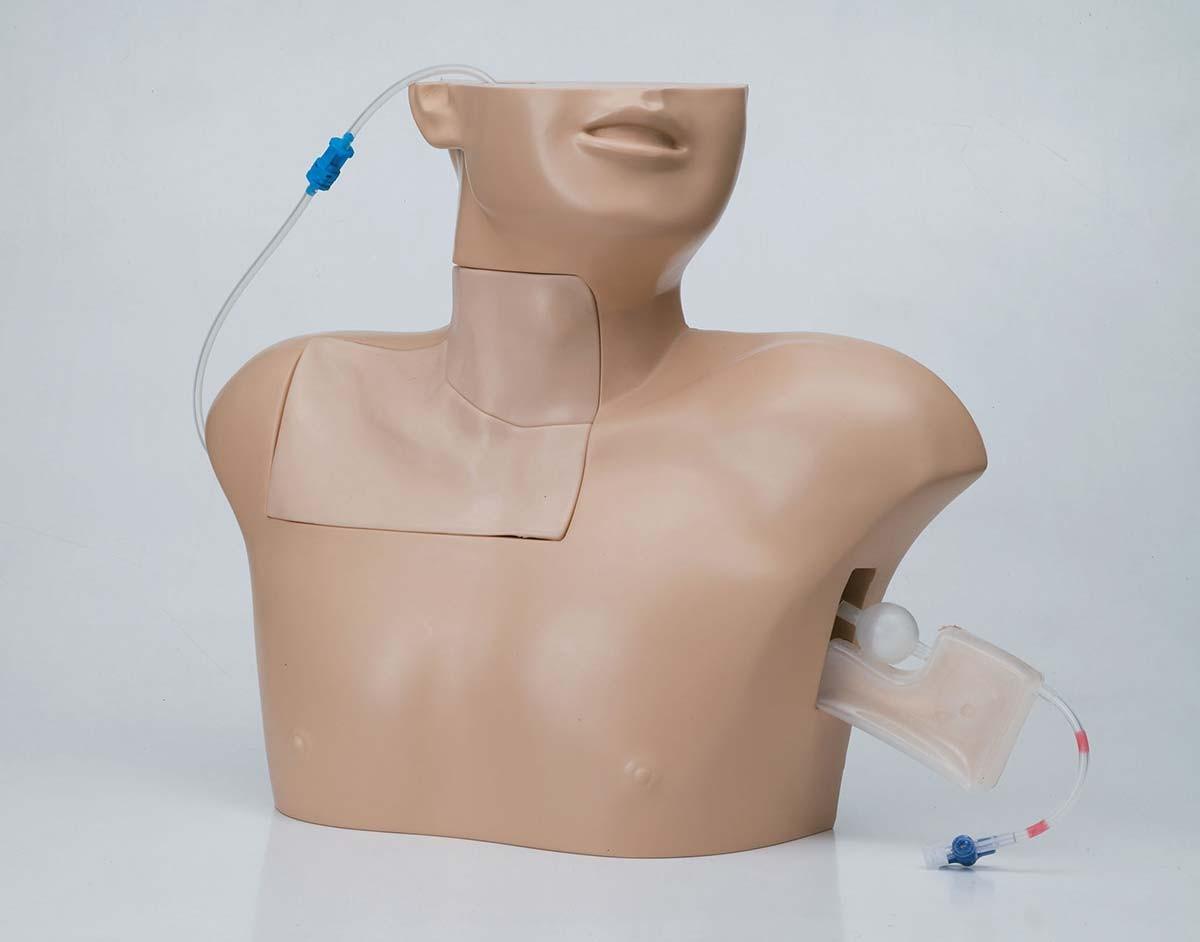 Simulator für die zentrale Venenpunktion 1