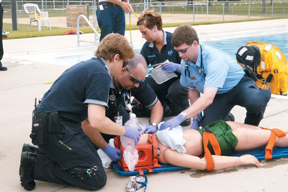Luftwege  für CPR/Wasserrettungspuppe, 24er Pack 1