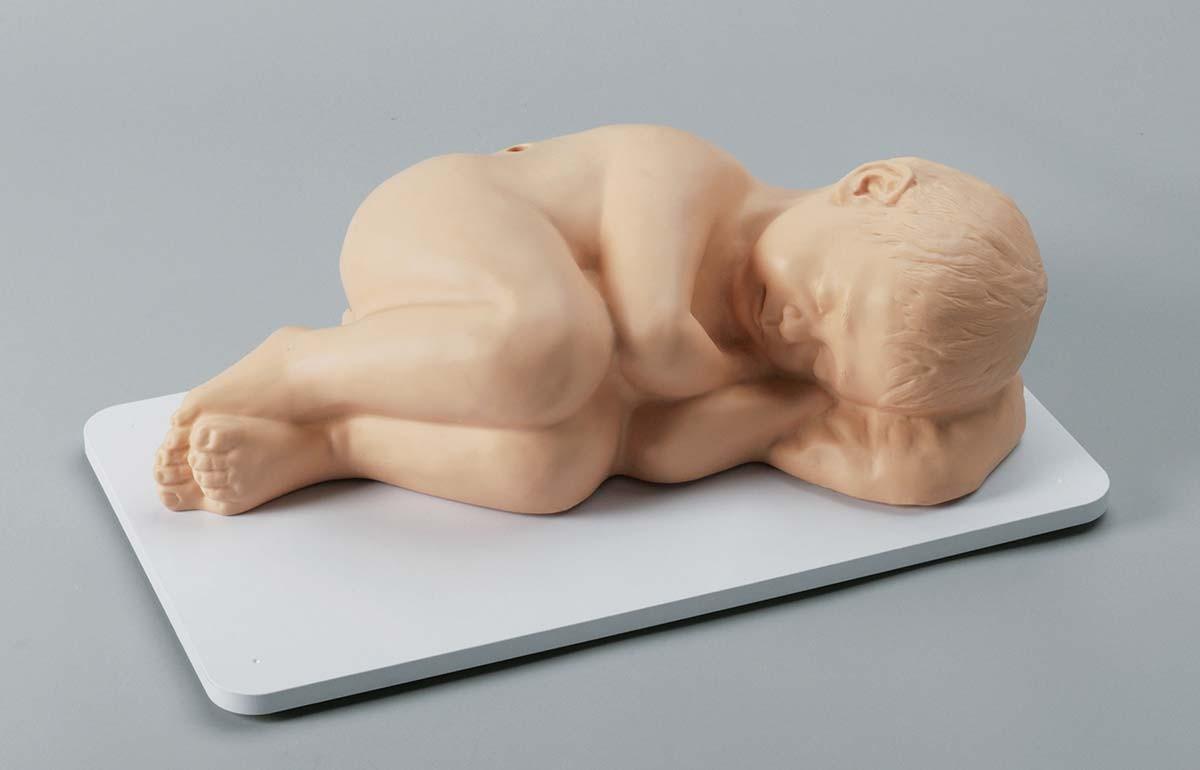 Pädiatrischer Lumbalpunktionssimulator 1