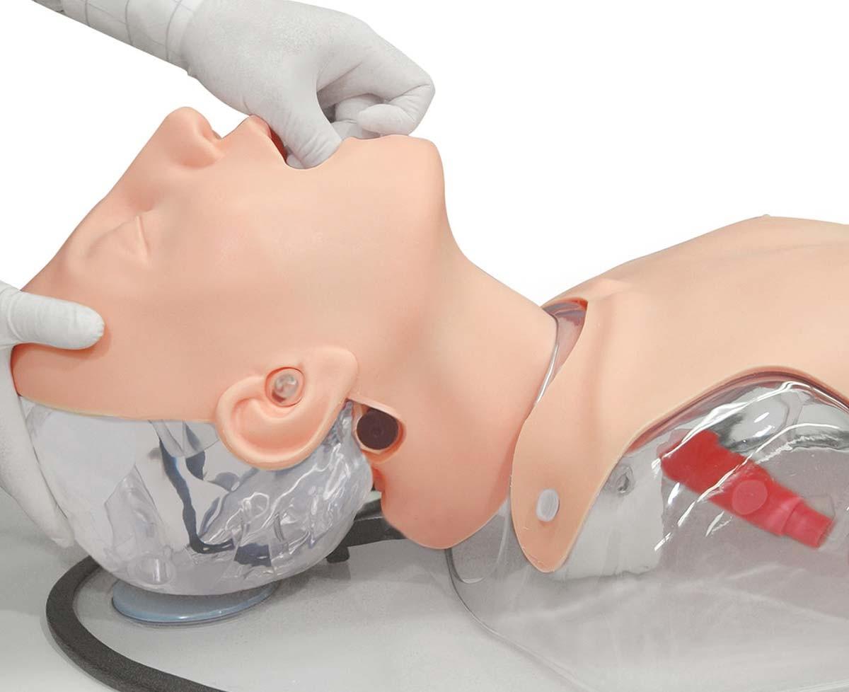 Simulator schwieriges Atemwegsmanagement 1