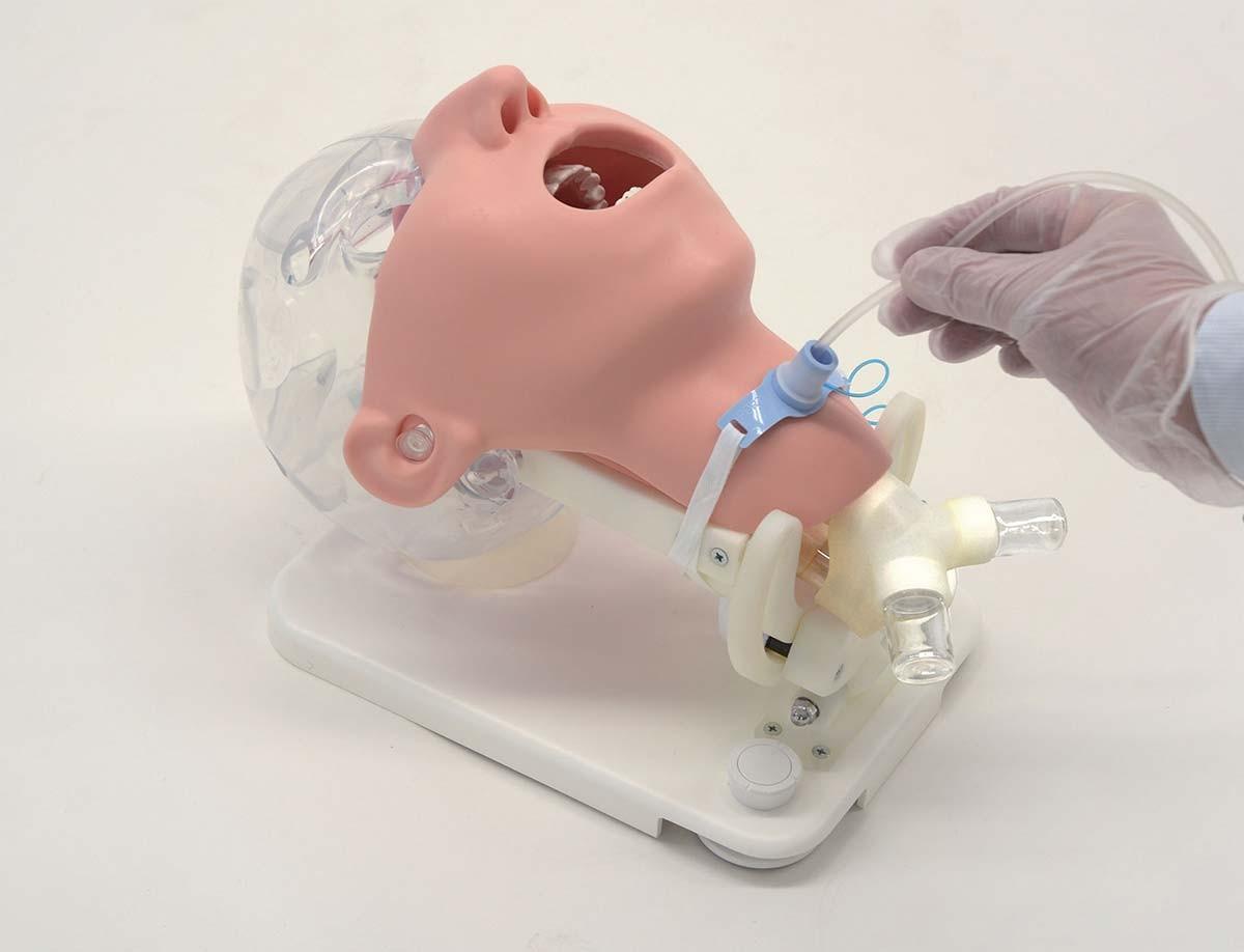 Professioneller Mundpflegesimulator 1