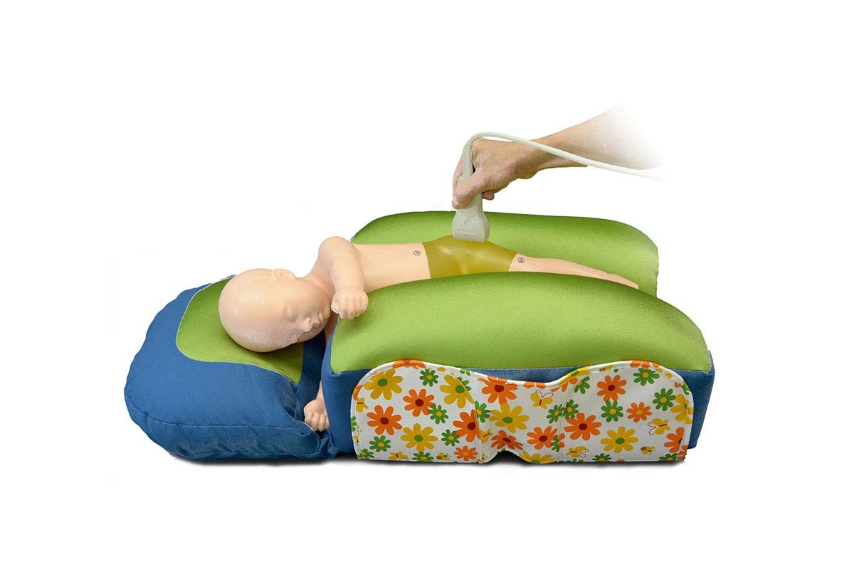 Neugeborenen Hüftsonografie-Übungsmodell 1