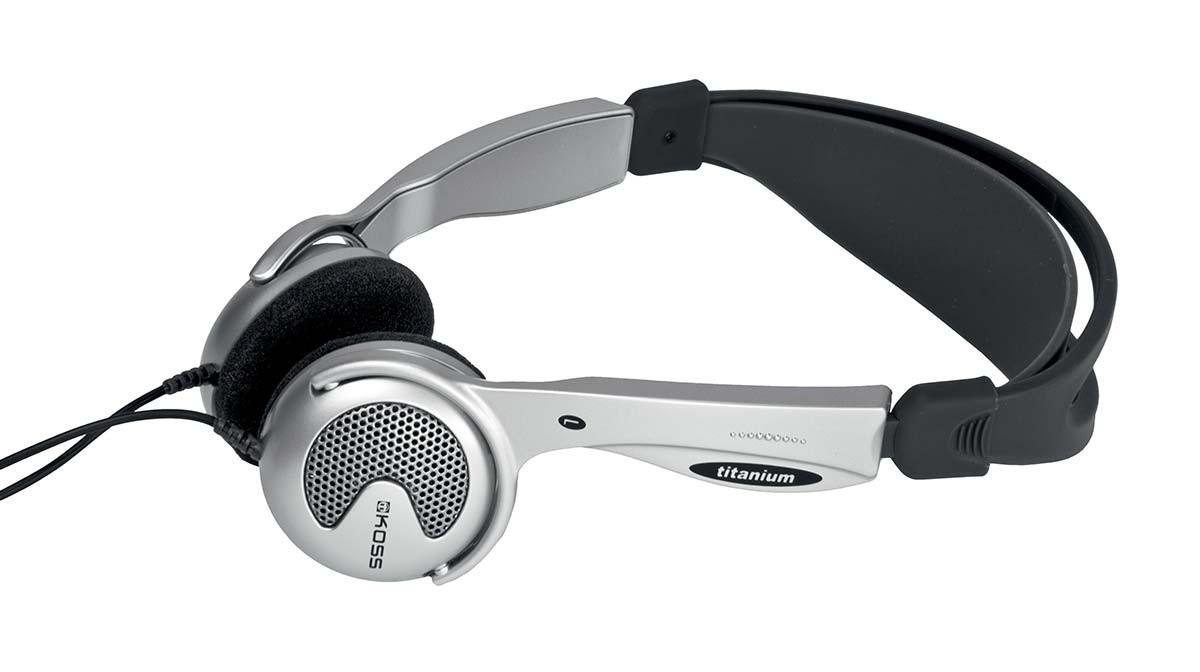 Standard Niederfrequenz-Kopfhörer