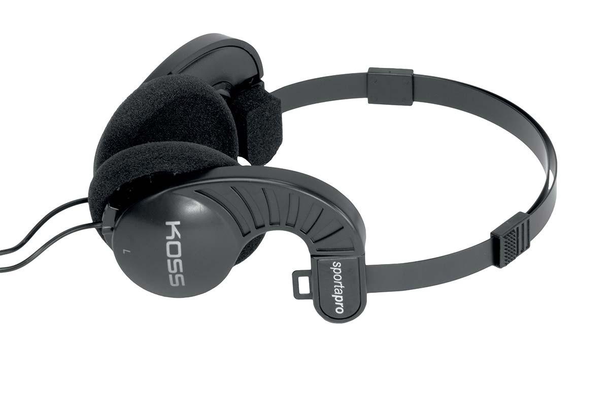 Verstellbarer Niederfrequenz-Kopfhörer