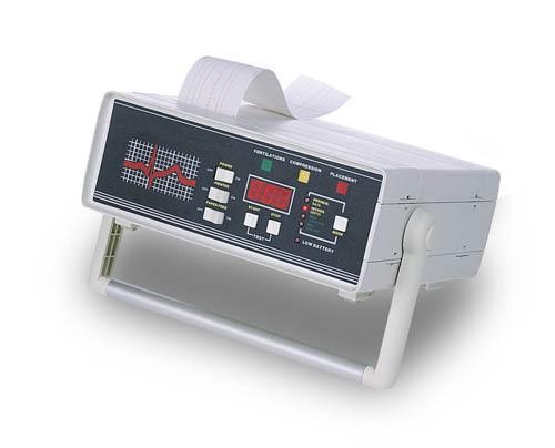 Auswerteinheit mit Drucker für Wiederbelebungspuppe und -torso Erwachsener