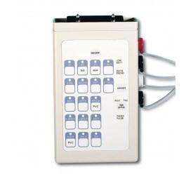 Interaktiver EKG-Simulator für Wiederbelebungspuppe Erwachsener