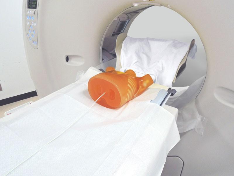 Pädiatrisches Oberkörperphantom