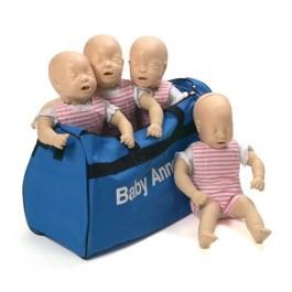 Baby Anne 4er Pack mit Tasche