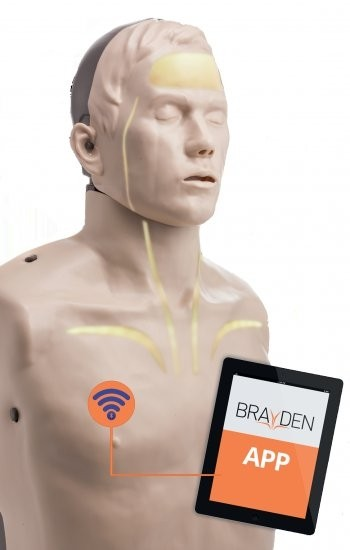 Brayden PRO Reanimationspuppe