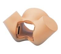 Passender Unterkörper für Episiotomie-Vernähungs-Simulator