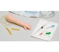 Baby IV Injektionsarm
