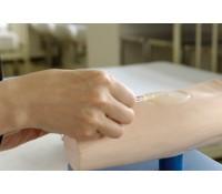 Simulator zum Üben intradermaler Injektionen