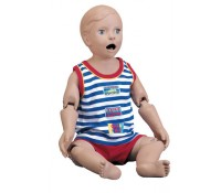 Pflegepuppe einjähriges Kind