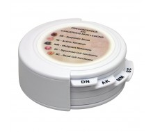 Hautkrebsscheiben-Set