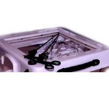 Transparente Haut für Tageslichtbetrieb für Tragbarer Laparoskopie-Trainer