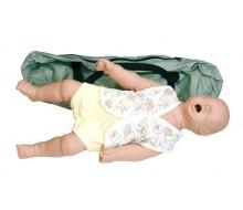 Neugeborenen-Erstickungsmodell