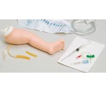 Baby IV Injektionsbein