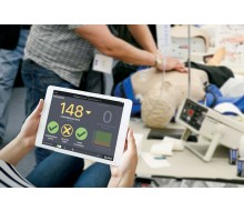 CPR Metrix Kontrollbox für CRISIS und CPARLENE Übungspuppen 1