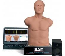 "SAM 3G ""Der Studenten Auskultationstrainer"" 3. Generation 1"