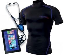 Tablet mit Software für Simshirt15