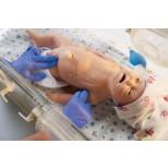 Baby C.H.A.R.L.I.E. Simulator zur neonatalen Wiederbelebung mit EKG 3