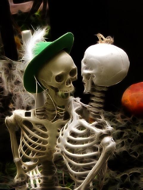 deko-skelett-halloween
